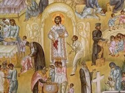 """Οι Άγιοι Πάντες"""" 65η Διαδικτυακή Σύναξη"""